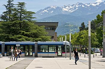 Grenoble campus